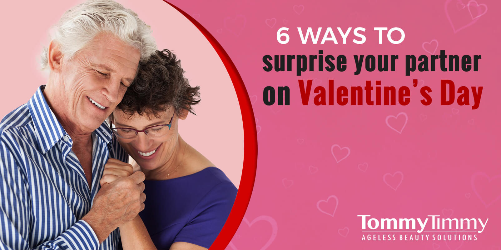 6 ways to surprise your partner on Valentine's Day