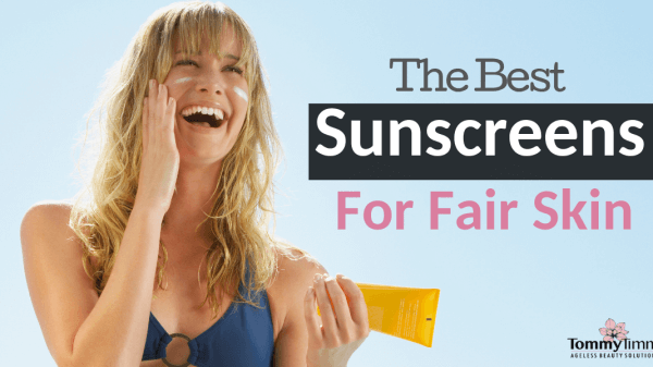 the best sunscreens for fair skin