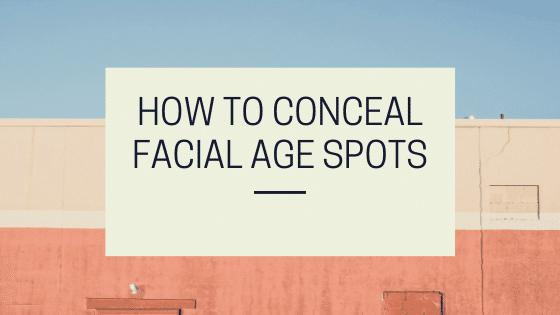 Get Rid Of Facial Age Spots