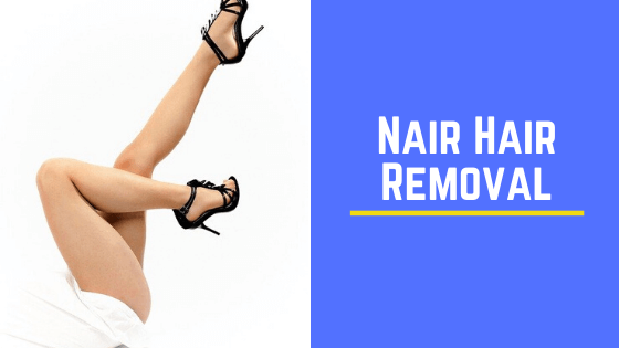 Nair Hair Removal Review: What is Nair?
