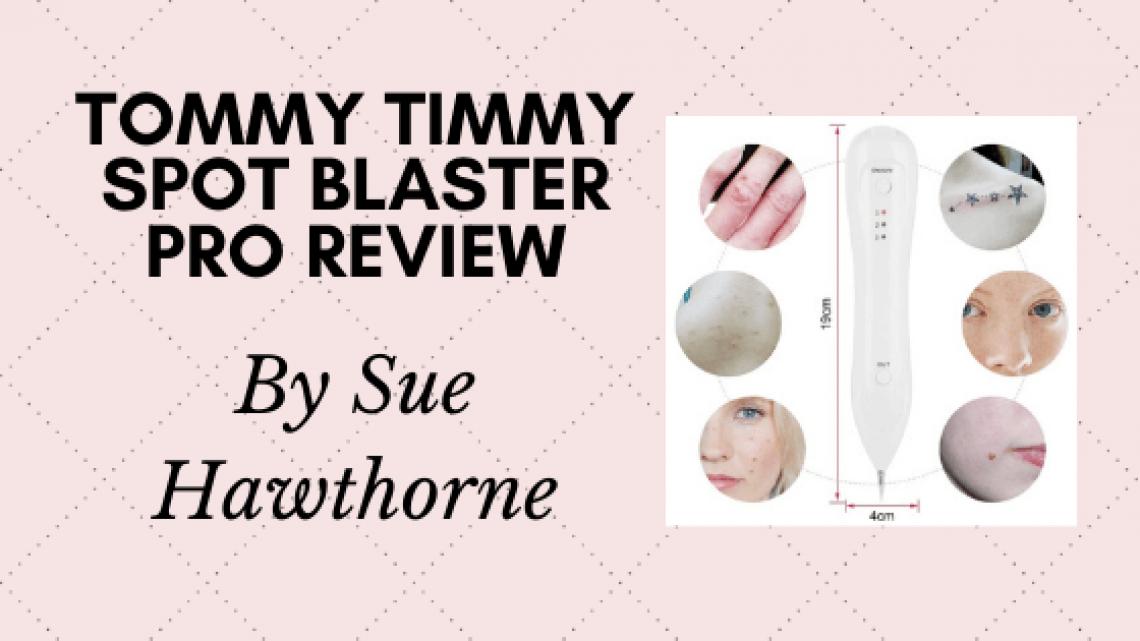 Tommy Timmy Spot Blaster Pro Review