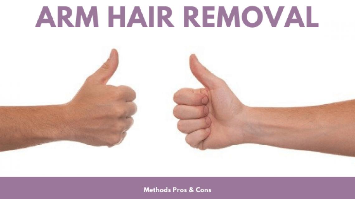 Arm Hair Removal
