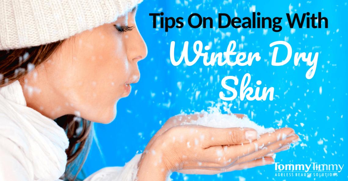winter dry skin large